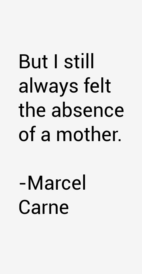 Marcel Carne Quotes