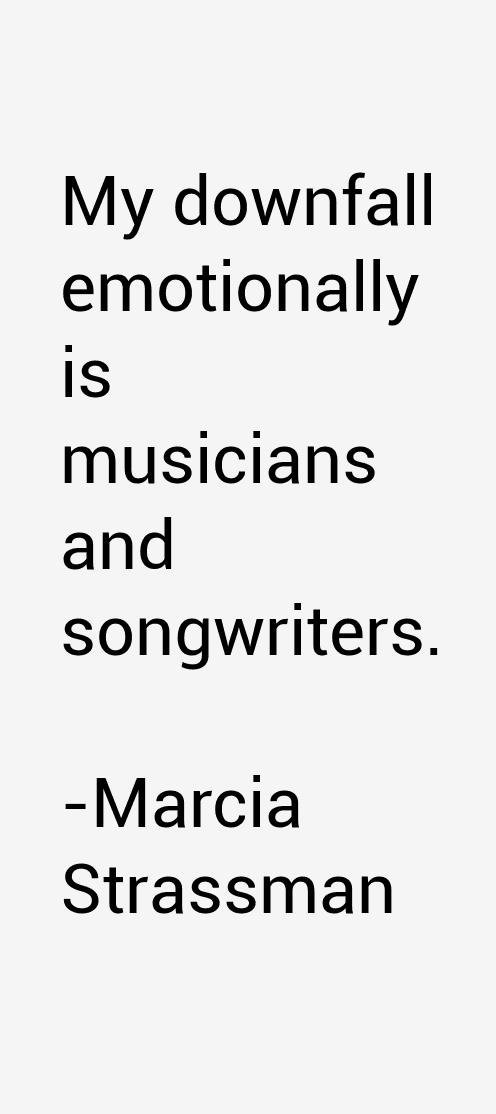 Marcia Strassman Quotes