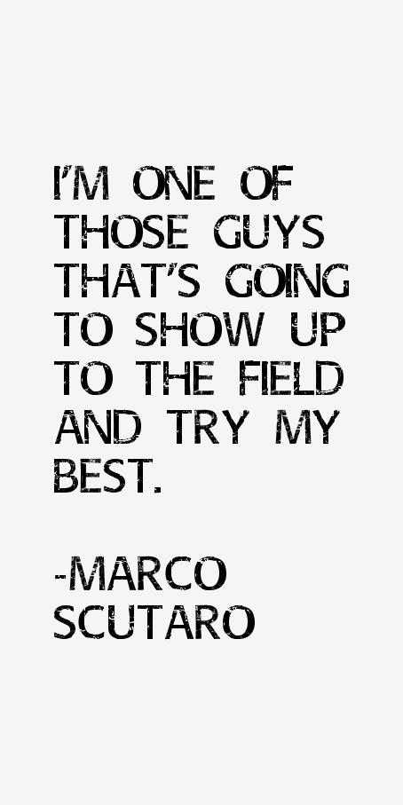 Marco Scutaro Quotes