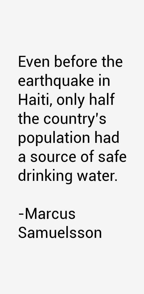 Marcus Samuelsson Quotes