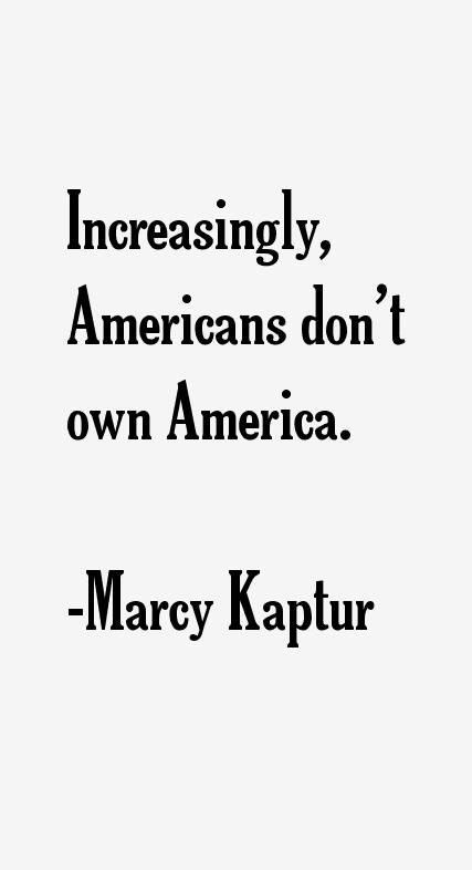 Marcy Kaptur Quotes