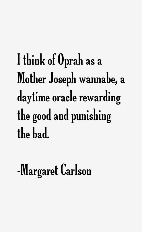 Margaret Carlson Quotes