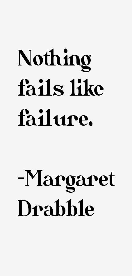 Margaret Drabble Quotes