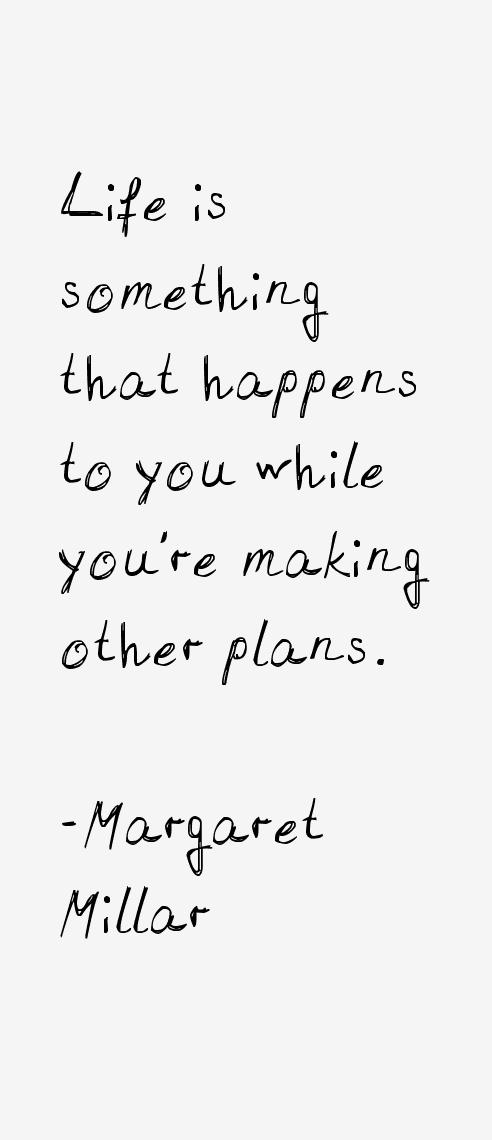 Margaret Millar Quotes