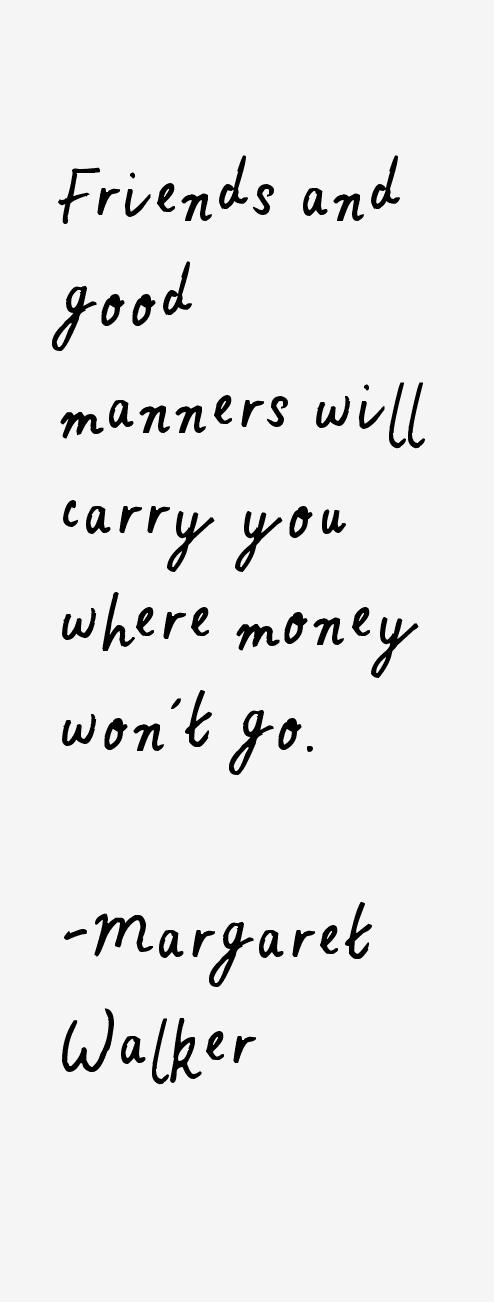 Margaret Walker Quotes