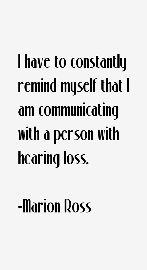 Marion Ross Quotes
