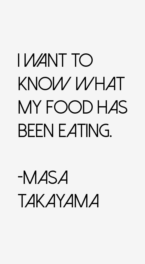 masa takayama quotes  u0026 sayings
