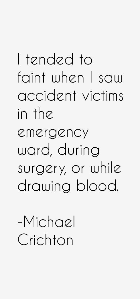 Michael Crichton Quotes