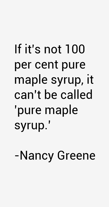Nancy Greene Quotes