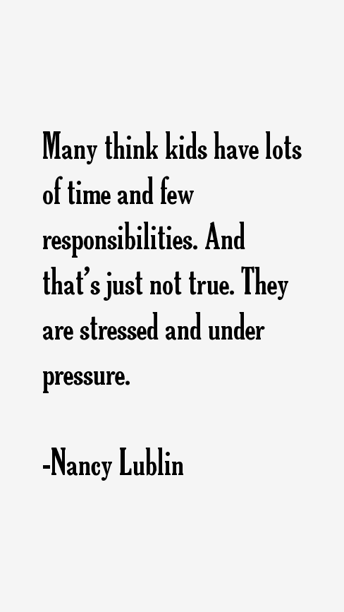 Nancy Lublin Quotes