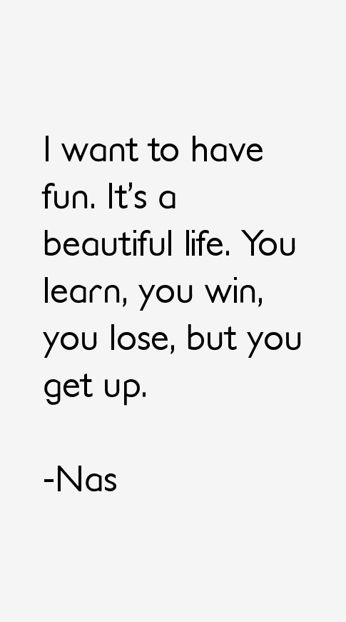 Nas Quotes
