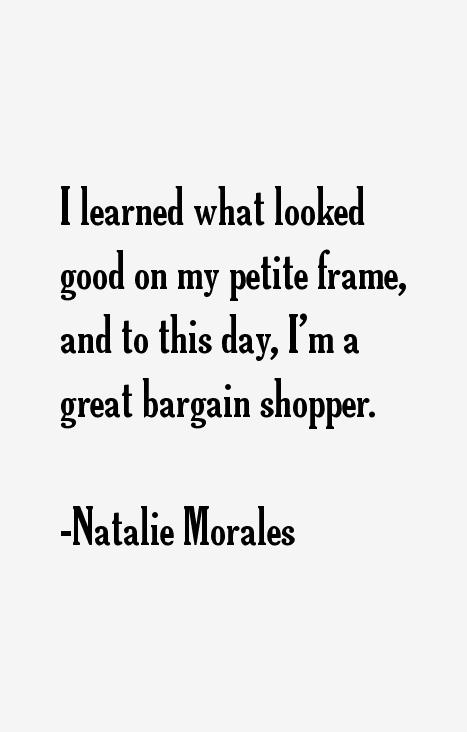 Natalie Morales Quotes