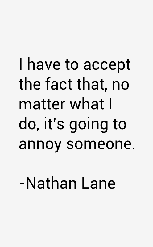 Nathan Lane Quotes
