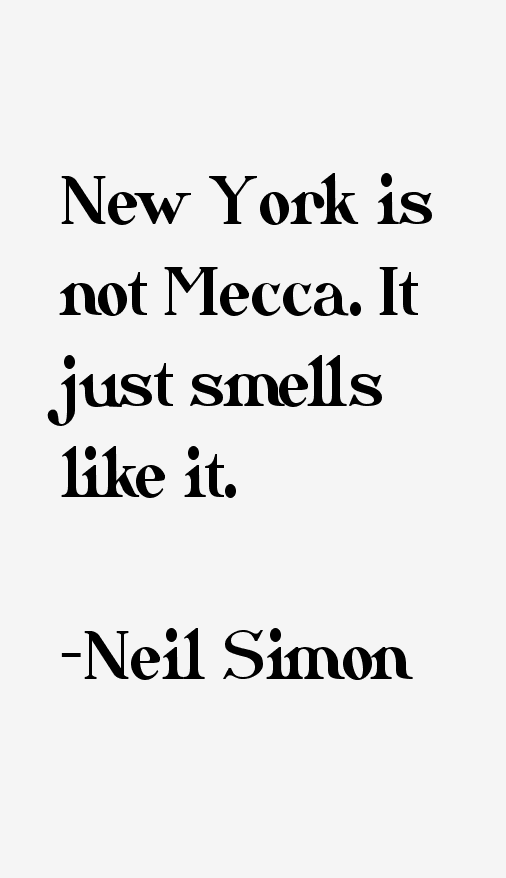 Neil Simon Quotes