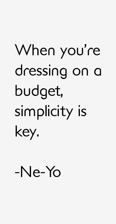 Ne-Yo Quotes