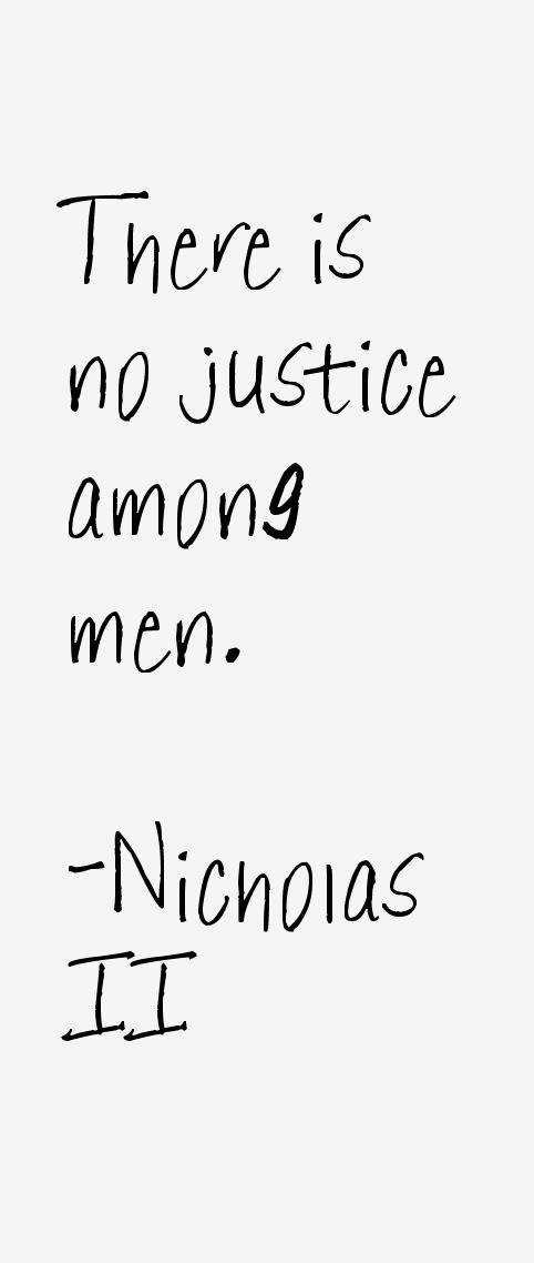 Nicholas II Quotes