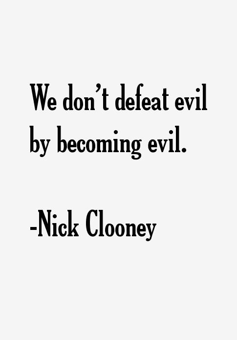 Nick Clooney Quotes
