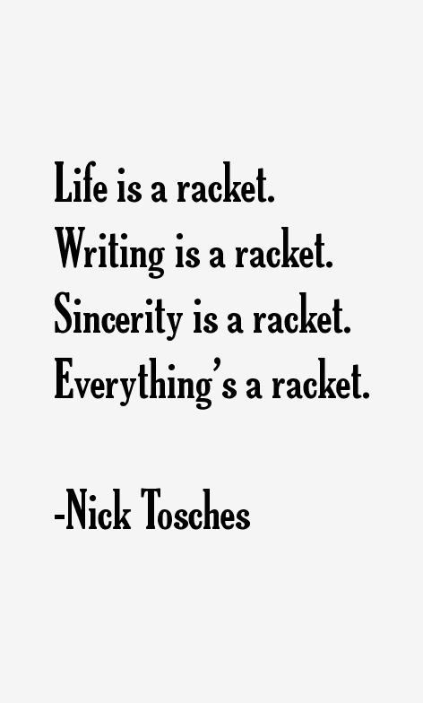 essay on sincerity