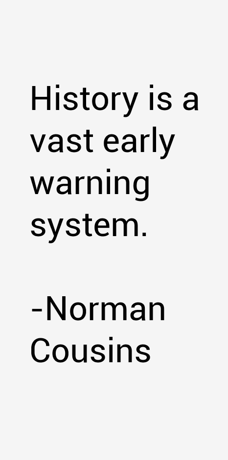 Image result for Norman Cousins Quotes