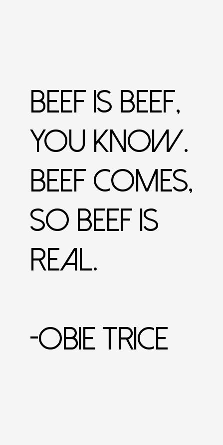 Obie Trice Quotes