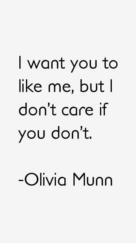 Olivia Munn Quotes