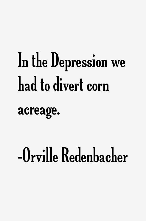 Orville Redenbacher Quotes