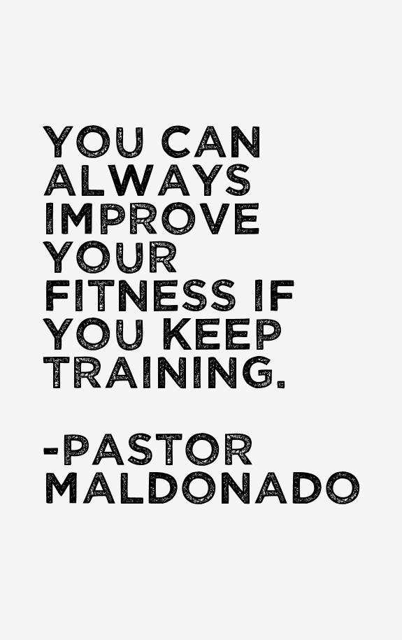 Pastor Maldonado Quotes