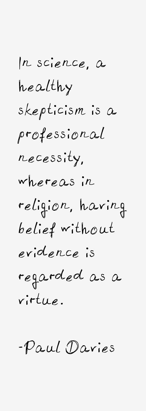 Paul Davies Quotes
