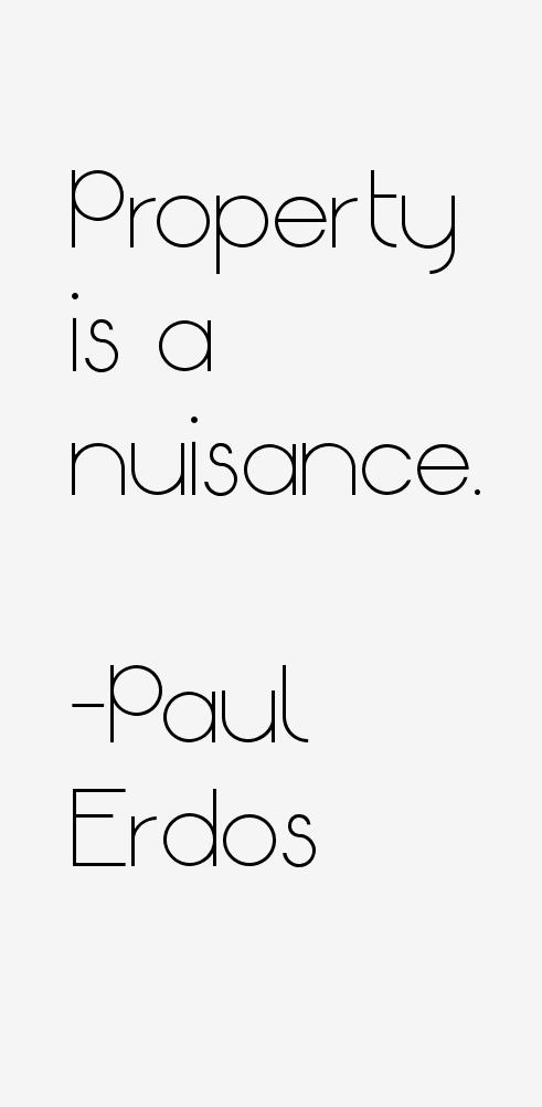 Paul Erdos Quotes