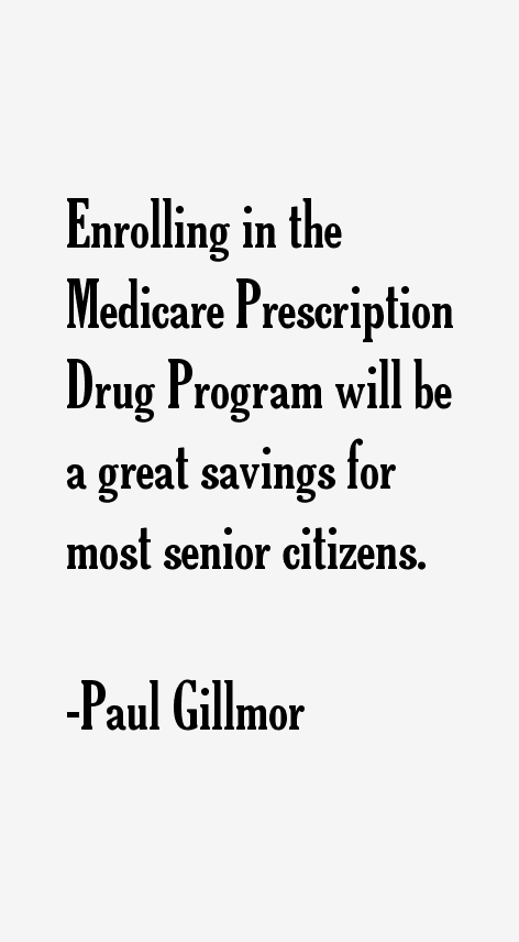 Paul Gillmor Quotes