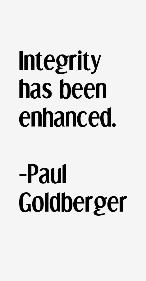 Paul Goldberger Quotes
