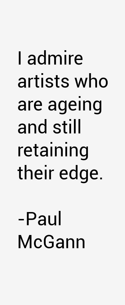 Paul McGann Quotes