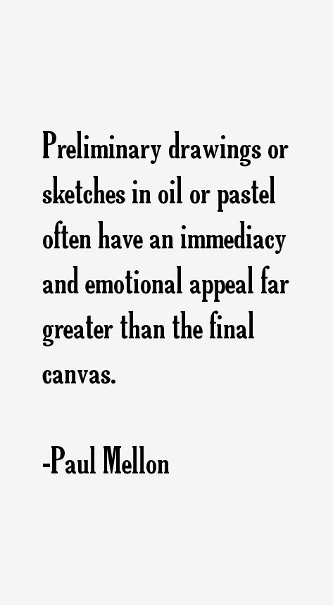 Paul Mellon Quotes