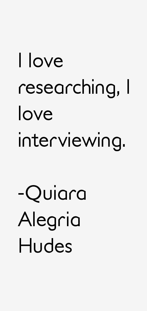 Quiara Alegria Hudes Quotes