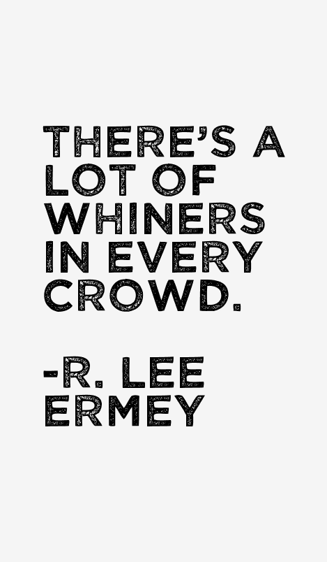 R. Lee Ermey Quotes