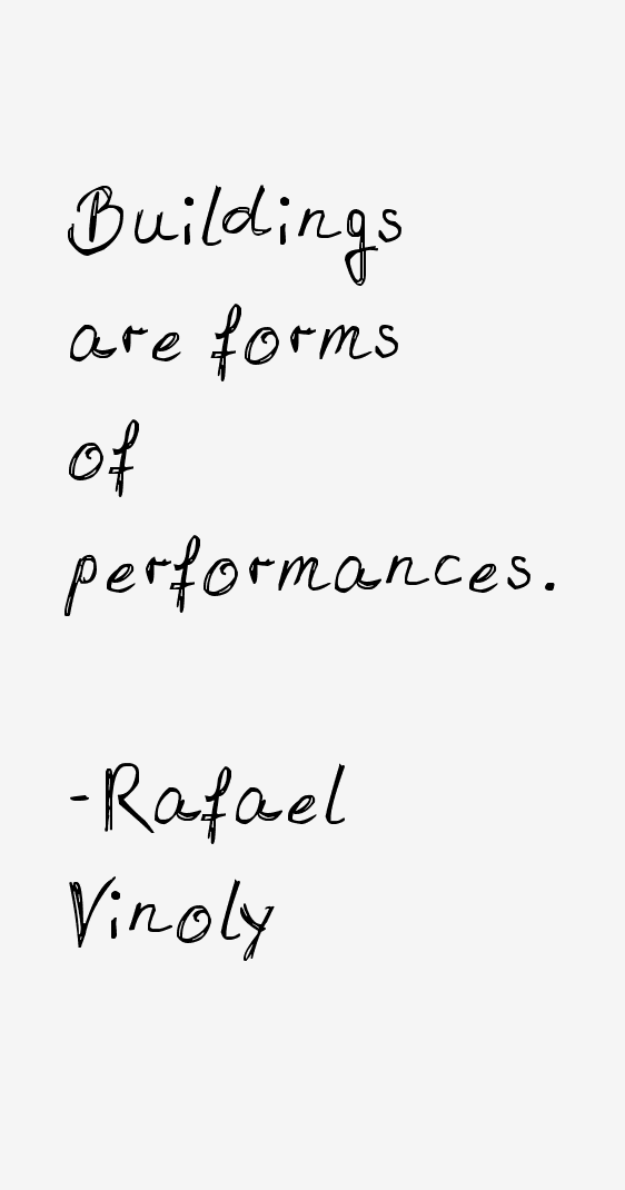 Rafael Vinoly Quotes