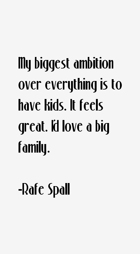 Rafe Spall Quotes