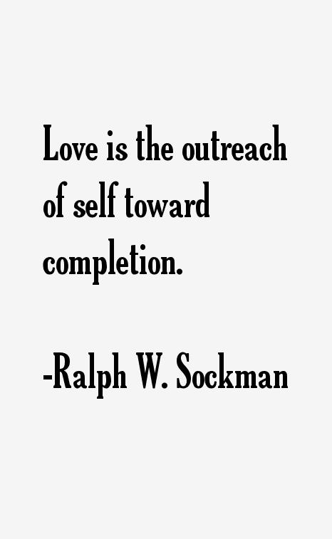 Ralph W. Sockman Quotes