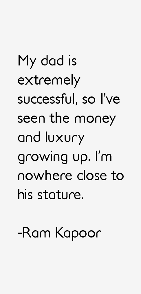Ram Kapoor Quotes