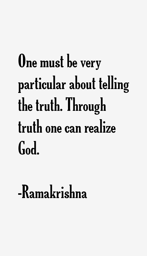 Ramakrishna Quotes