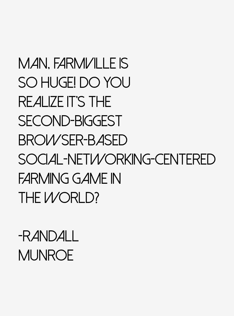 Randall Munroe Quotes