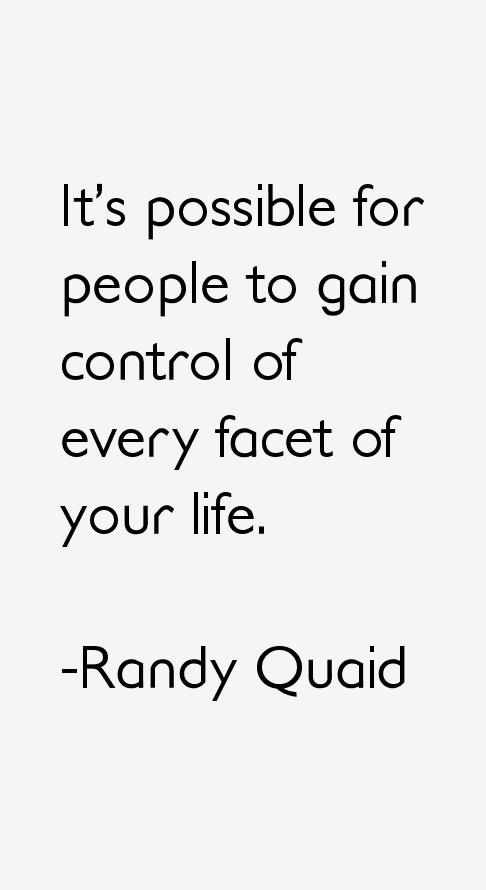 Randy Quaid Quotes