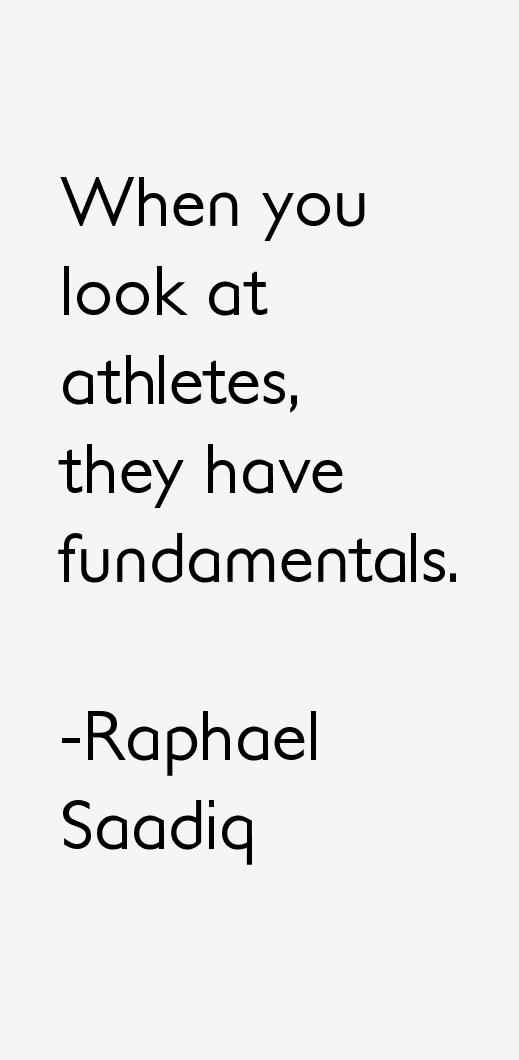 Raphael Saadiq Quotes