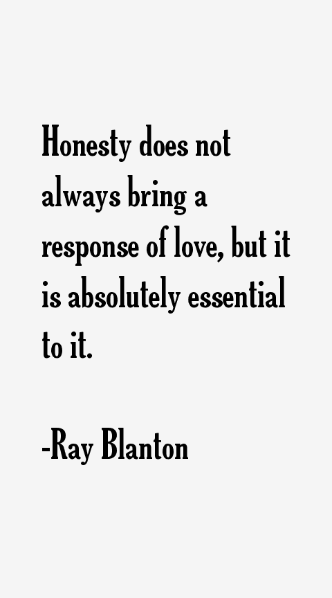 Ray Blanton Quotes