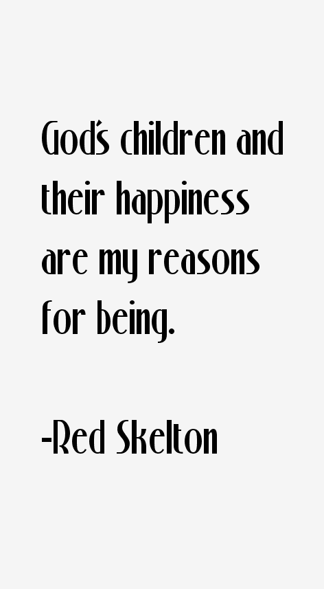 Red Skelton Quotes