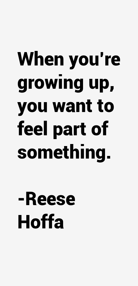 Reese Hoffa Quotes