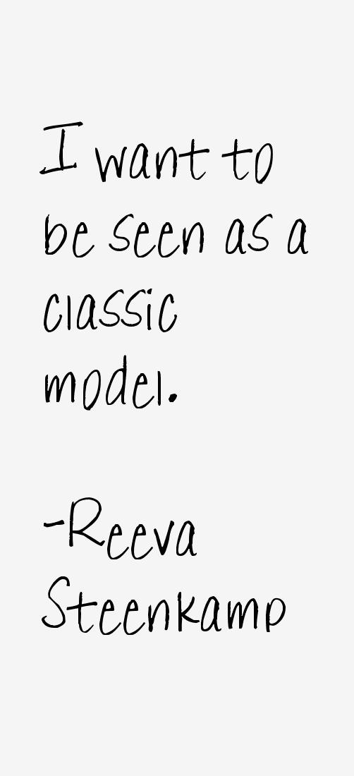 Reeva Steenkamp Quotes
