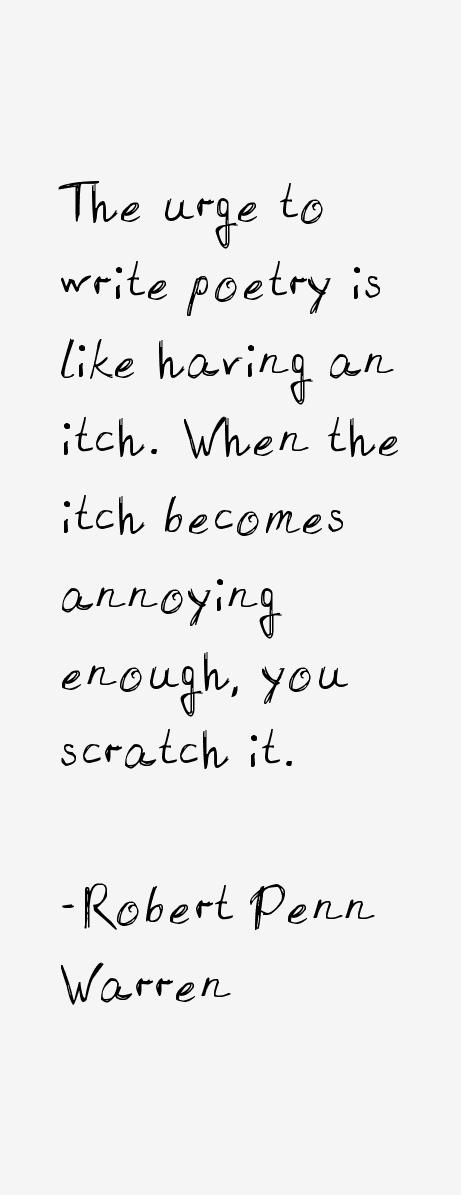 Robert Penn Warren Quotes