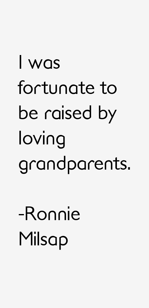 Ronnie Milsap Quotes & Sayings (Page 2)