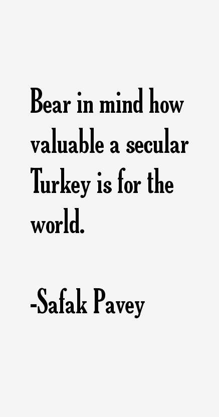Safak Pavey Quotes